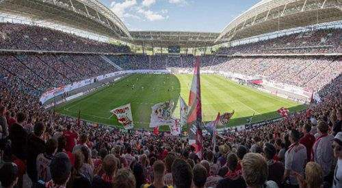 «Лейпциг» выкупил стадион за 70 миллионов евро
