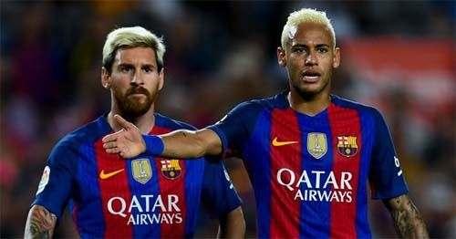 НЕЙМАР: «Играю в футбол не ради Золотого мяча»