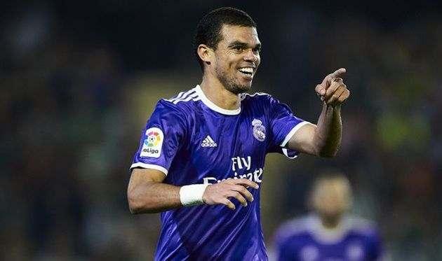 Пепе, скорее всего, покинет Реал в конце сезона