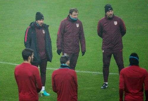 Симеоне останется в «Атлетико» на следующий сезон
