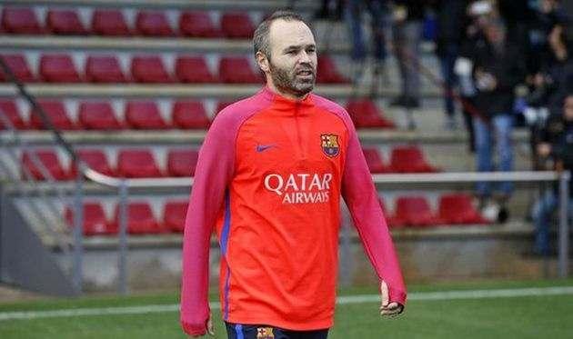 Иньеста: «Давно мечтаю завершить карьеру в Барселоне»