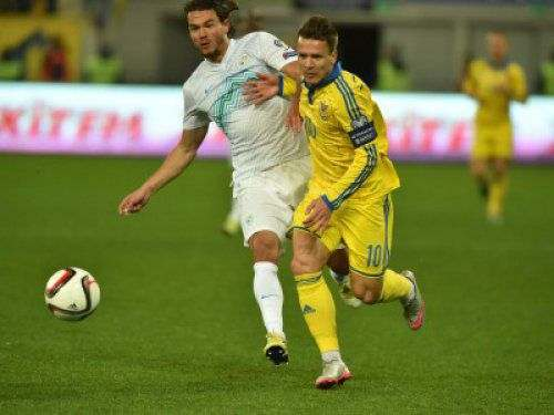 Коноплянка пропустит товарищеские матчи сборной Украины