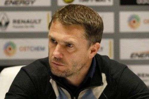Ребров может покинуть Динамо летом