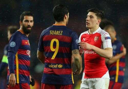 Защитник «Арсенала» может вернуться в «Барселону»