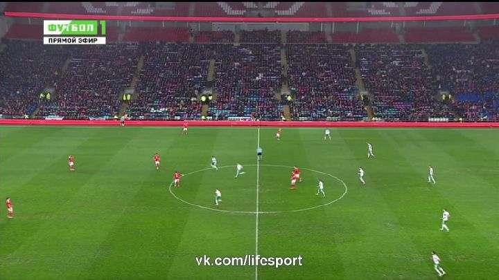 Товарищеский матч. Уельс— Северная Ирландия (Обзор матча)