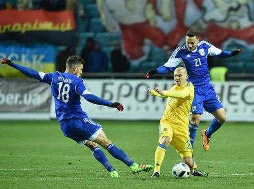Никита КАМЕНЮКА: «Давно ожидал дебюта в сборной»