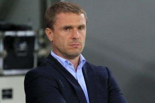 Сергей РЕБРОВ: «Я недоволен всей командой»