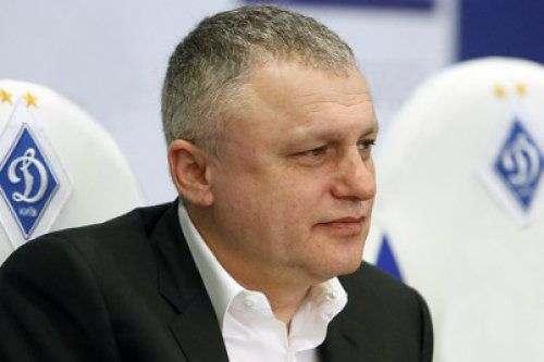 Игорь СУРКИС: «Динамо» не отпустит Реброва