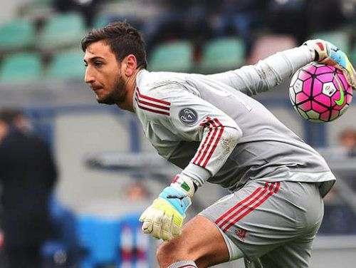 «МЮ» выложит за 17-летнего вратаря «Милана» 40 миллионов евро