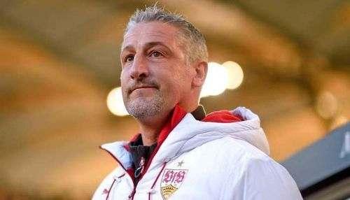 Штутгарт остался без главного тренера