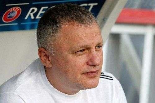 СУРКИС: «Надеюсь, Динамо в ЛЧ сыграет лучше, чем сборная»