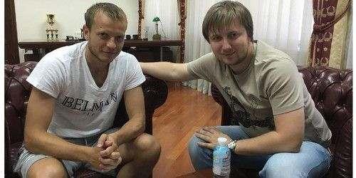 Олег Гусев продлил контракт с Динамо