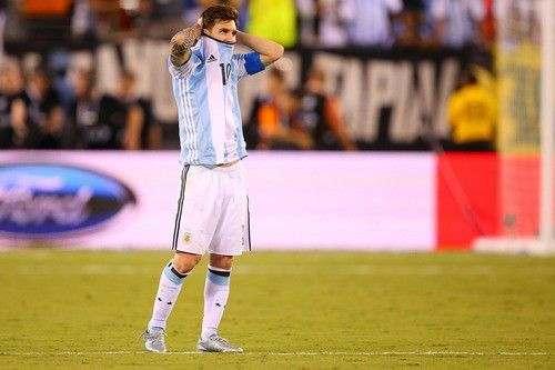 Лионель МЕССИ: «Мои выступления за Аргентину закончились»