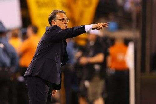 Херардо МАРТИНО: «Проиграть в финале— это очень больно»