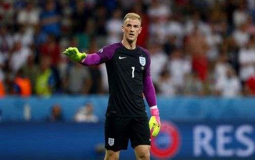 Джо ХАРТ: «Мы не играли в футбол с Исландией»
