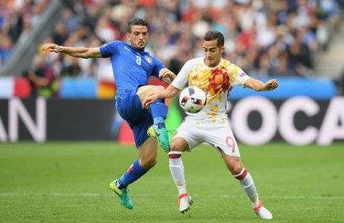 Лукас ВАСКЕС: «Сборной Испании нужно сделать выводы после Euro-2016»