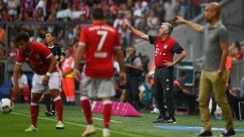Карло АНЧЕЛОТТИ: «Бавария играла очень хорошо»