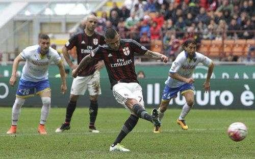 Форвард «Милана» хочет перейти в «Марсель»