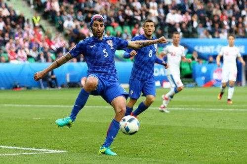 «Валенсия» нацелилась на защитника сборной Хорватии