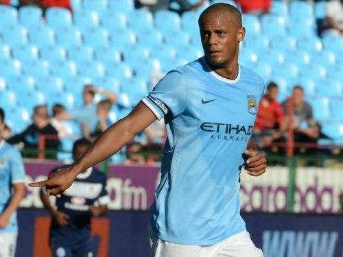 Капитан «Манчестер Сити» возобновил тренировки