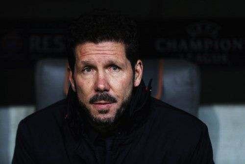 Диего СИМЕОНЕ: «Атлетико» будет совершенствоваться