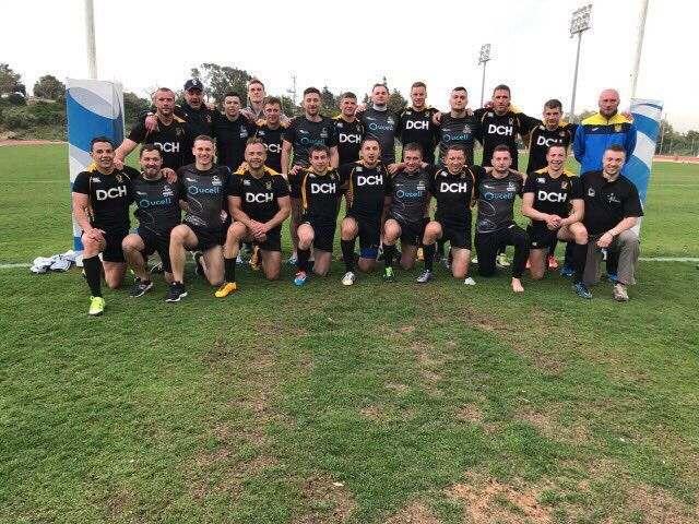 «Олимпийцы» Ярославского в тренировочных матчах обыграли сборную Израиля по регби-7