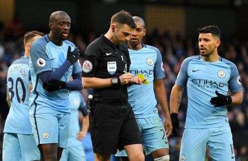 «Манчестер Сити» оштрафован на 18 тысяч евро