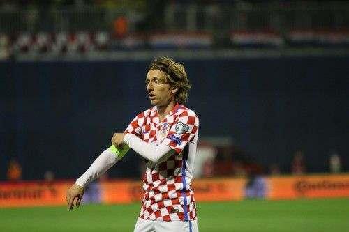 Лука МОДРИЧ: «Украинцы провели хороший, качественный матч»