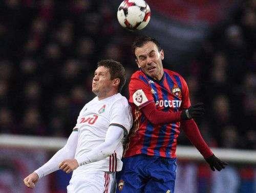 «Валенсия» претендует на хавбека ЦСКА