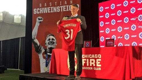 ОФИЦИАЛЬНО: Швайнштайгер – игрок Чикаго Файр