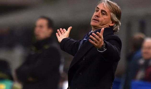 Милан собирается пригласить Манчини