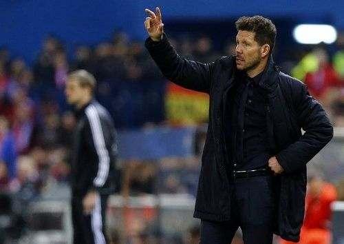 Диего СИМЕОНЕ: «В Англии Атлетико будет очень трудно»