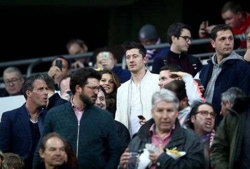 Роберт ЛЕВАНДОВСКИ: «Я сыграю в Мадриде»