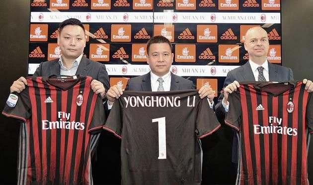 Официально: Йонхон Ли — новый президент Милана