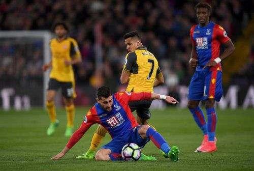 Форвард «Арсенала» может продолжить карьеру в Китае