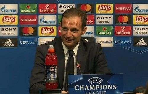 Массимилиано АЛЛЕГРИ: «Ювентус заслуженно прошел дальше»