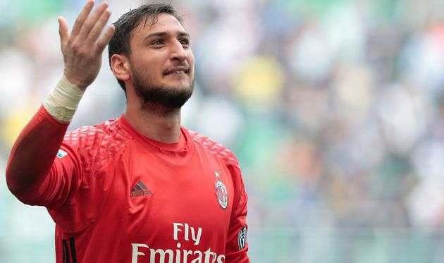 Новые владельцы Милана хотят продлить Доннарумму