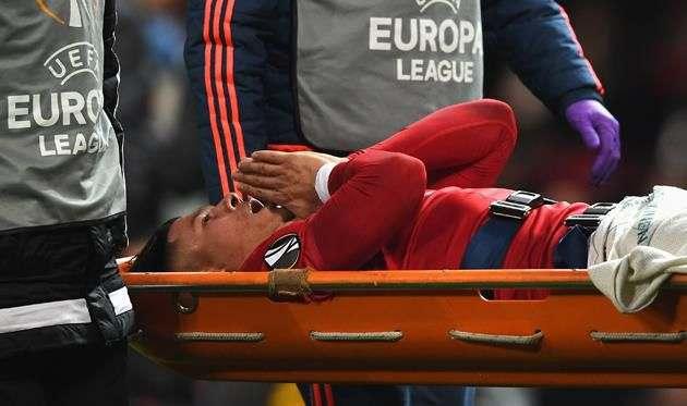 Рохо получил травму колена