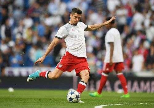 Лидеры «Реала» хотят видеть в команде бомбардира «Баварии»