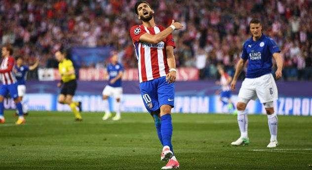 Карраско пропустит первый матч с Реалом