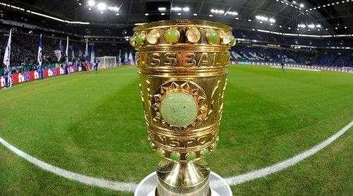Кубок Германии. Бавария -Боруссия Д (Обзор матча)