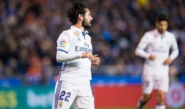 Иско: У Реала есть 23 игрока, каждый из которых достоин играть в основе