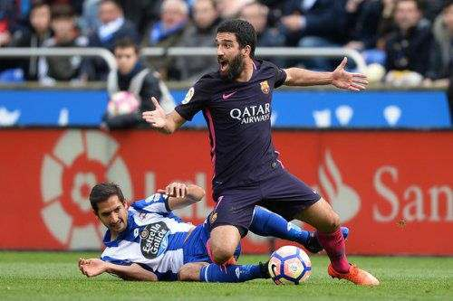 «Барселона» хочет выручить на трансферах 60 миллионов евро