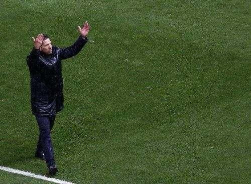 Диего СИМЕОНЕ: «Я счастлив и горд. Мы верили, что сможем отыграться»