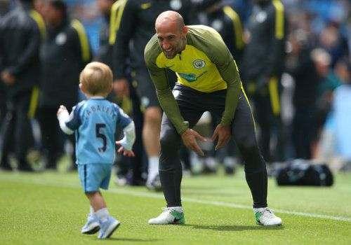 Ветеран «Манчестер Сити» покинет команду