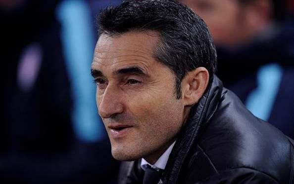 Вальверде подпишет с Барселоной двухлетний контракт