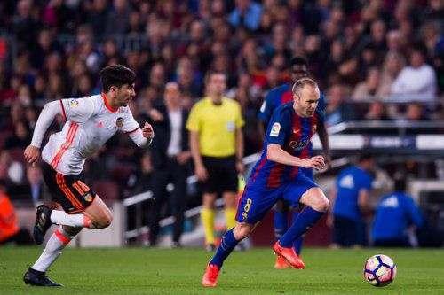 «Валенсия» оценила хавбека в 80 миллионов евро