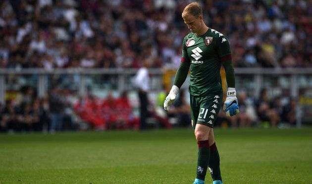 Харт попрощался с Торино: Горжусь, что играл за особенный клуб