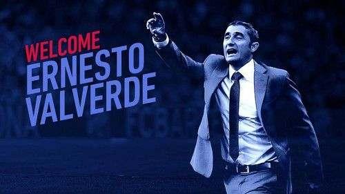 ОФИЦИАЛЬНО: Вальверде— главный тренер Барселоны