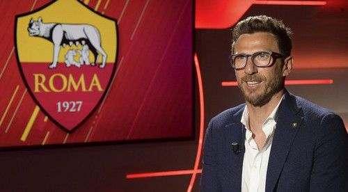 ОФИЦИАЛЬНО: Ди Франческо— новый главный тренер Ромы
